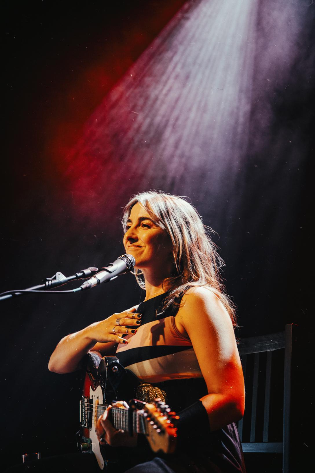 Márcia (solo) no Teatro São Luíz